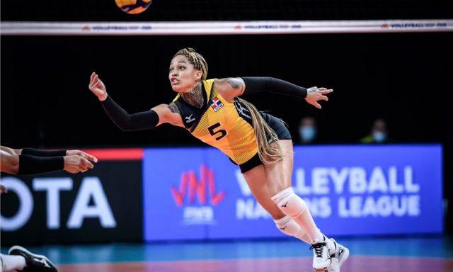 Las Reinas del Caribe consiguen victoria tres sets por cero ante Tailandia