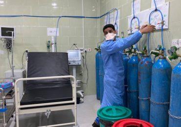 Barrick Pueblo Viejo dona oxígeno para contrarrestar situación del Covid-19