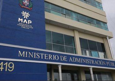 MAP ratifica modalidades de ingresos a cargos públicos