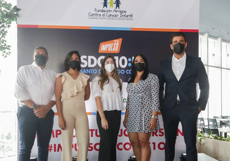 Presentan novena edición de Impulso Santo Domingo Corre 10k, modalidad virtual, a beneficio de la Fundación FACCI