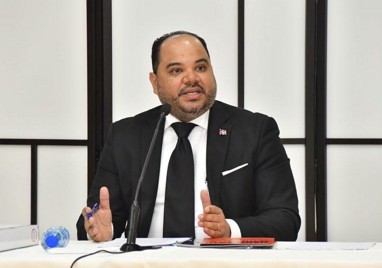 Pablo Ulloa aboga por la aprobación de la Ley de Protección de Víctimas y Testigos