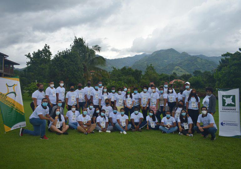 Participación Ciudadana realiza campamento de prevención de violencia juvenil 2021