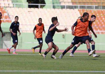 La Sedofútbol prepara su partido ante Barbados