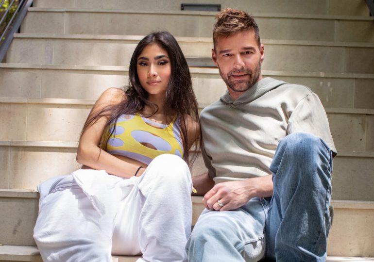 """Ricky Martin estrena el sencillo """"Qué Rico Fuera"""" junto a Paloma Mami"""