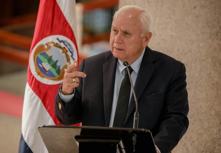 Ministro de Obras Públicas de Costa Rica investigado por corrupción