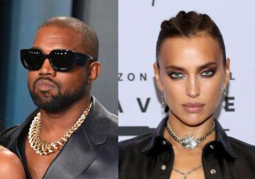 Kanye West tendría una relación amorosa con la modelo rusa Irina Shayk