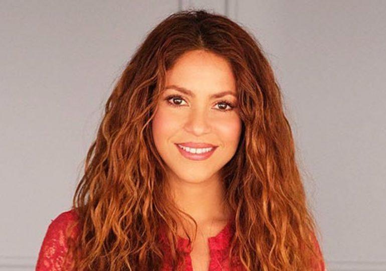 Shakira, imponente en la portada de la revista Vogue edición mexicana