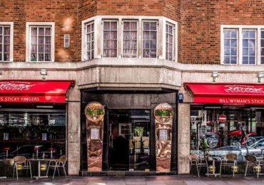 El coronavirus obliga a cerrar el restaurante del bajista de los Stones