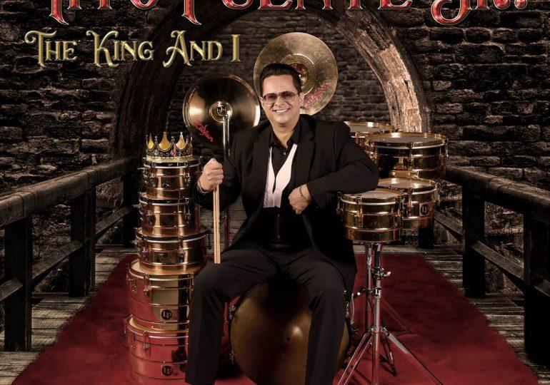 """Tito Puente Jr. trae de regreso al Rey del Timbal en su álbum """"The King and I"""" dirigido por Marlow Rosado"""