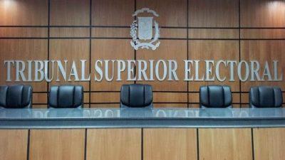 Conoce los primeros postulantes a ocupar las vacantes del Tribunal Superior Electoral