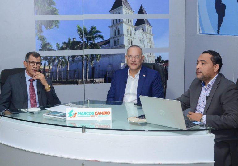 """Ulises Rodríguez: """"Es una revolución lo que está pasando en el sector zona franca del país"""""""
