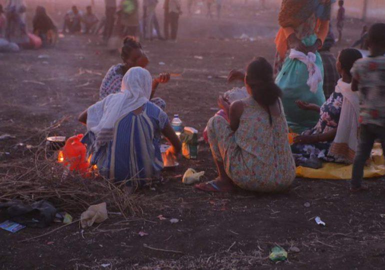 Unos 30,000 niños podrían morir por hambruna en la región etíope de Tigré, según la ONU