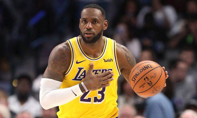 Varios tras el trono de LeBron James en la NBA