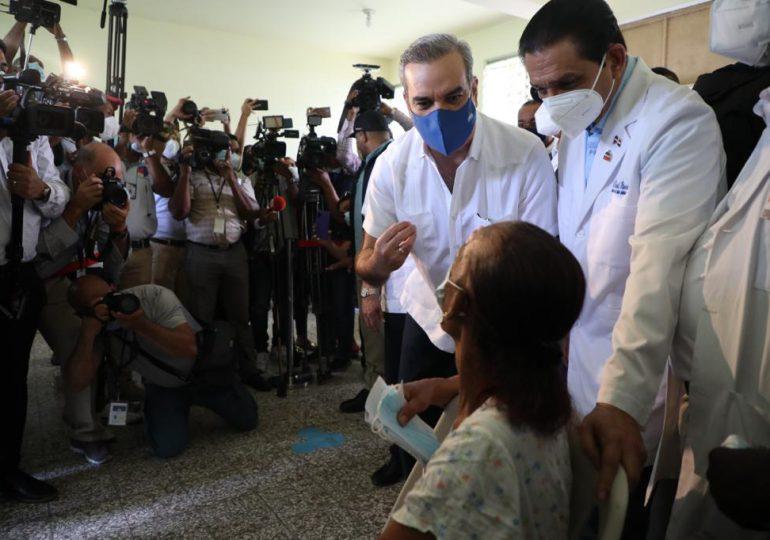 VIDEO | Ministro de Salud proyecta alcanzar el lunes 5 millones de vacunados contra el covid-19 en RD