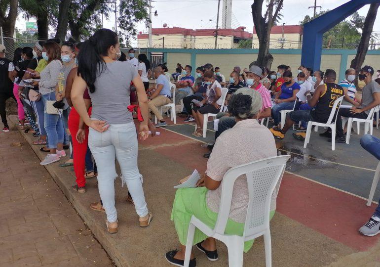 VIDEO | Inicia jornada de vacunación comunitaria en centros del gran Santo Domingo