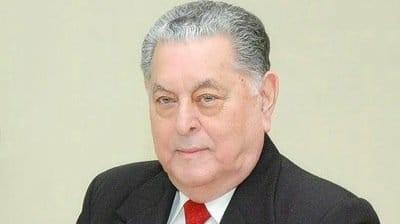 """Muere dirigente deportivo Alejandro Asmar Sánchez """"Don Chito"""""""