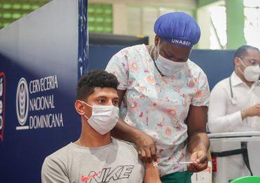 RD es tercer país de América Latina en aplicar más vacunas por cada 100 personas