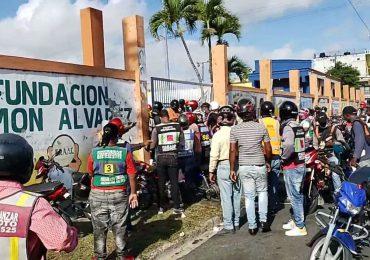 Video | Motoristas de Cristo Rey inician registro de motocicletas como parte del Plan de Seguridad Ciudadana