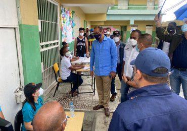 Brigadas del MOPC informan vacunaron a más de 45 mil personas en operativo en SDN