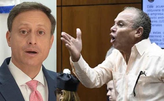 """Otra vez Ángel Rondón a Jean Alain: """"no es muerto que te quieren, es preso"""""""