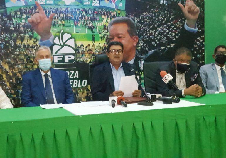 FP llama a gobiernos de RD y Haití a retomar las negociaciones diplomáticas sobre río Masacre