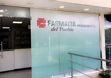VIDEO | Promese/Cal reabre Farmacia del Pueblo en PUCMM Santiago