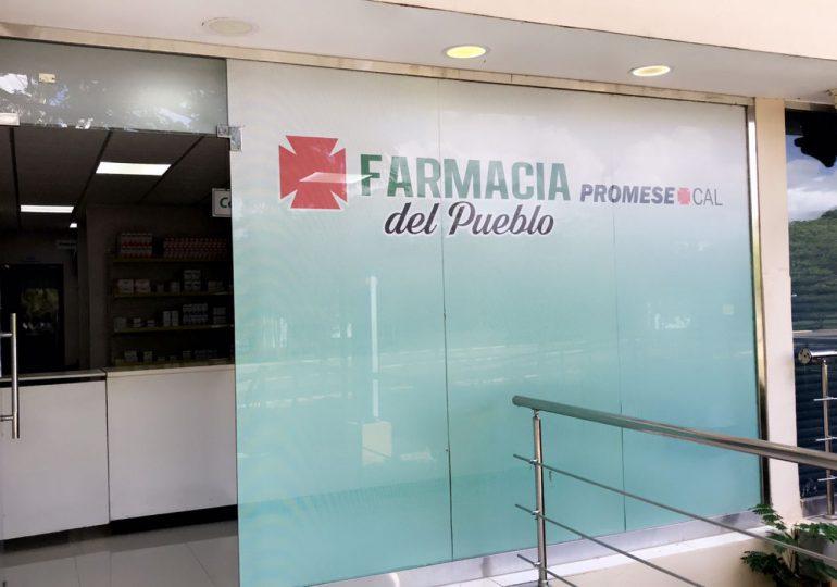 VIDEO   Promese/Cal reabre Farmacia del Pueblo en PUCMM Santiago