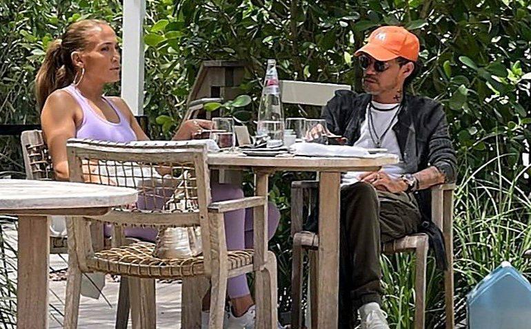 Marc Anthony pone una condición para apoyar relación de JLo y Ben Affleck