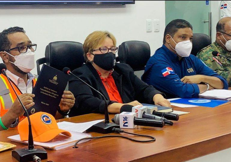 Defensa Civil dará a conocer las amenazas de cada provincia ante la temporada ciclónica 2021