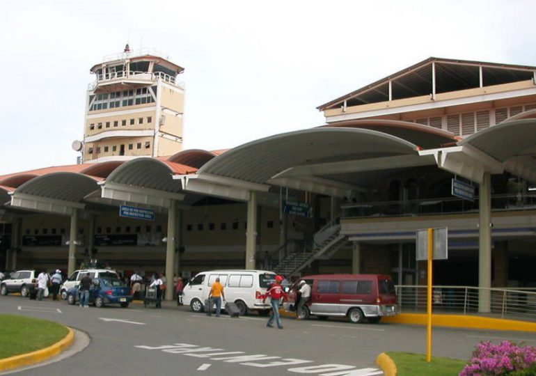 Tres meses de prisión a hombre que avisó de falsa alarma en aeropuerto del Cibao