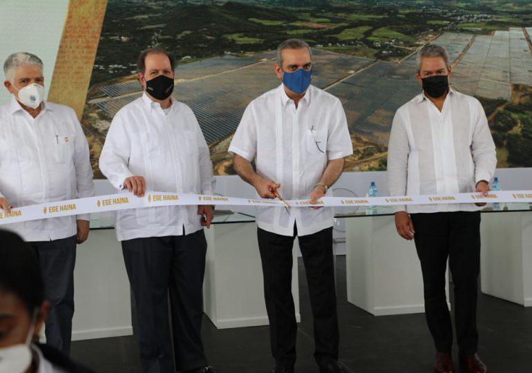 Inauguran Parque Solar Girasol con inversión de USD 100 millones