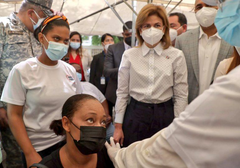 Raquel Peña deja en funcionamiento emergencia de hospital en San Pedro de Macorís