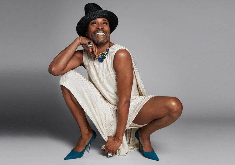 Zapatos de tacón de género neutro: la apuesta de una estrella de Broadway