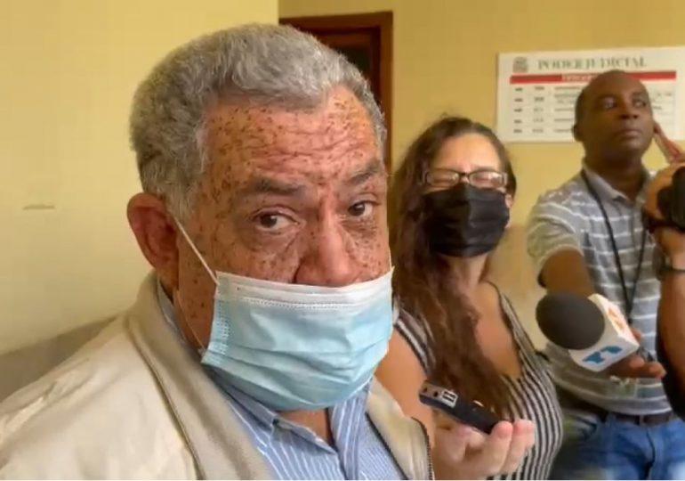 Operación 13 | Abogado dice Luis Maisichell Dicent ''está bien y tranquilo''