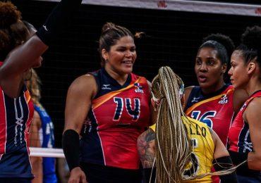 China derrota a las Reinas del Caribe; Prisilla Rivera se descata con 20 puntos