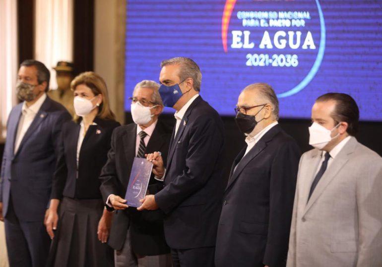 Gobierno presenta Compromiso Nacional por el Agua con una inversión US$ 8,500 millones