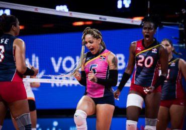 Reinas del Caribe dominan a Holanda en Liga de Naciones; escalan al séptimo lugar del ranking mundial