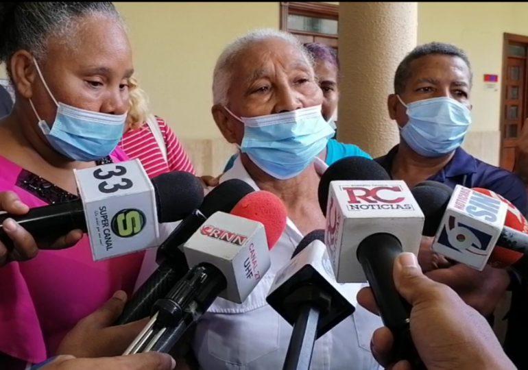 VIDEO   Caso Operación 13   Madre de Rafael Mesa afirma que su hijo es inocente