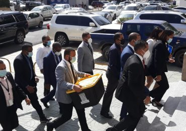Operación 13 | Ministerio Público pide prisión preventiva contra imputados en fraude a la Lotería Nacional