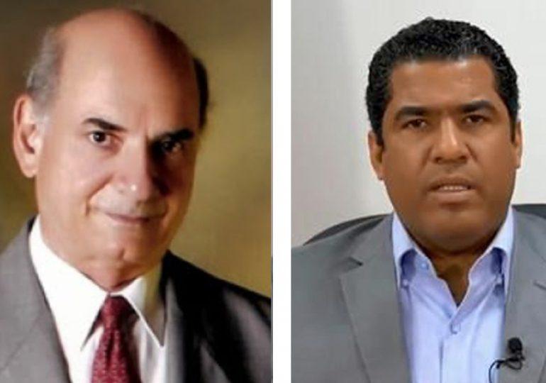 Abinader destituye a Dicent y confirma a Quico Tabar en Lotería
