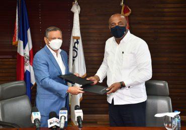 Refidomsa y MEM firman acuerdo de trabajo para fortalecer sector energético