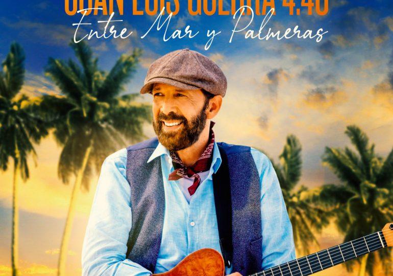 """Juan Luis Guerra estrena su álbum de éxitos """"Entre Mar y Palmeras"""""""