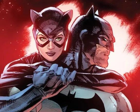 Lo que hay detrás de la imagen de Batman haciendo un cunnilingus a Catwoman