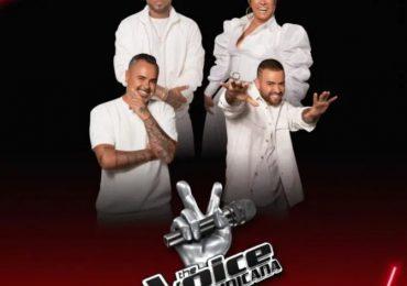 Milly, Nacho, Juan Magán y Musicólogo, son los coaches The Voice Dominicana
