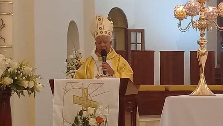 Obispo de Barahona, Andrés Napoleón: ''seguiremos expresando nuestro no a la explotación de la mina