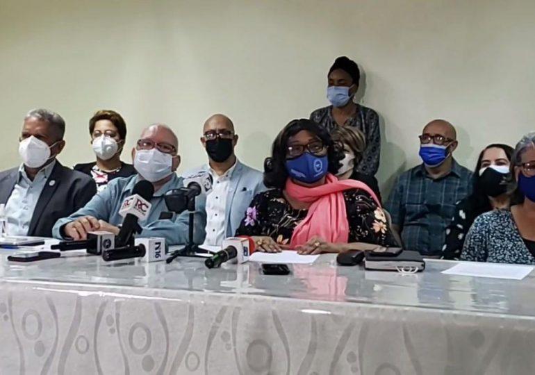 VIDEO | Gremios de enfermería anuncian paro a partir de este martes