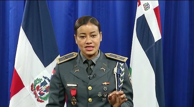 Designan como vocera de la Policía Nacional a Ana Jiménez; primera mujer en el cargo