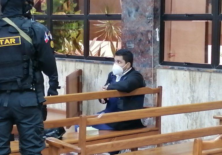 VIDEO   Caso Coral   Tribunal ratifica prisión preventiva contra Tanner Flete Guzmán