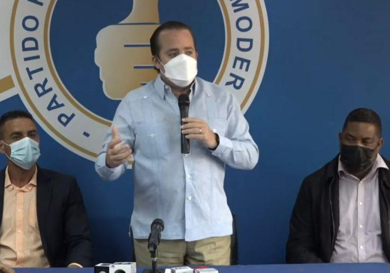 """José Paliza: """"Este partido tiene las puertas abiertas"""""""