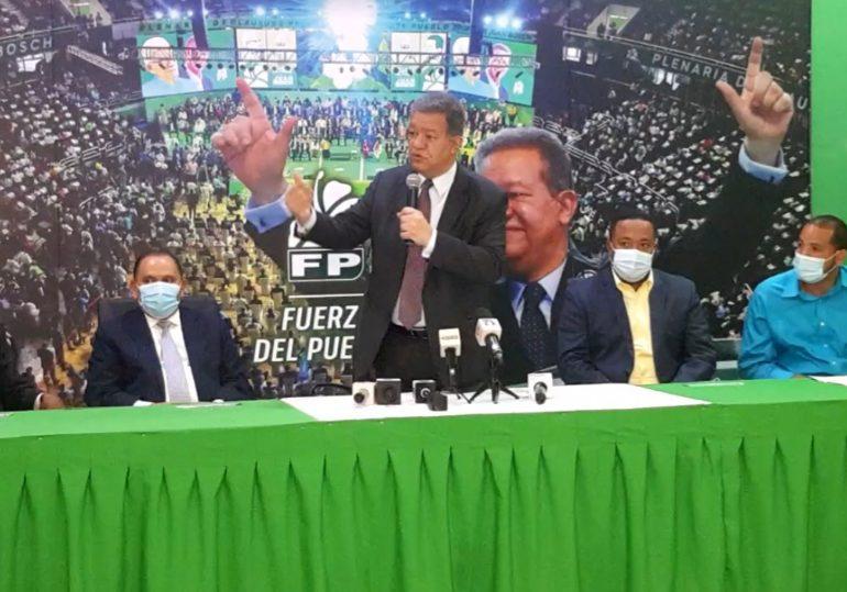 Leonel Fernández apoyaría reforma del DNI si no es para espiar a los políticos